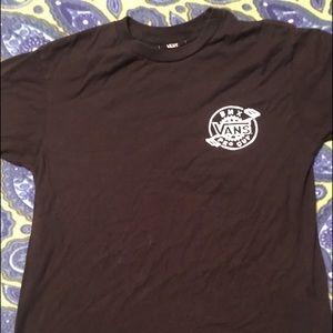 Vans bmx t-shirt